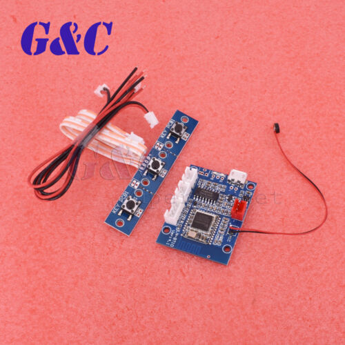PAM8406 Bluetooth 4.1 Audio Receiver Module 5W+5W Amplifier Board Hand-Free Call