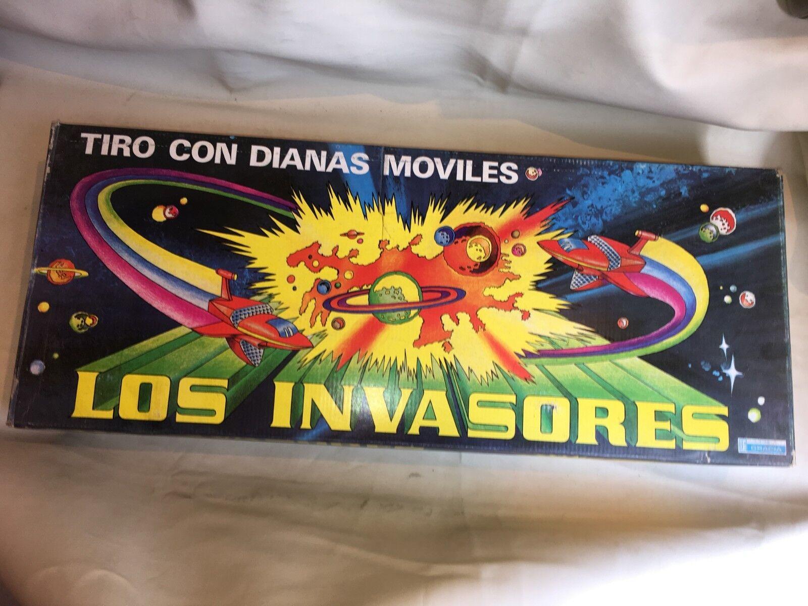 tienda en linea LOS INVASORES - - - JUEGO DE DIANAS MOVILES - DE JUGUETES GRACIA  nuevo listado