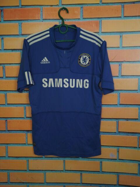 Chelsea Jersey 2009 2010 Home L Shirt adidas Football Soccer ...