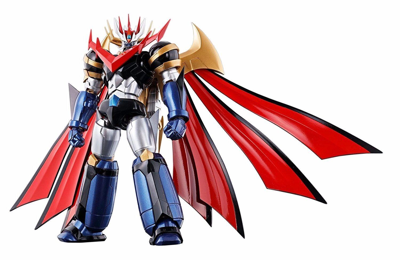 Super Robot Chogokin Super Robot Wars V Mazin emperador G BANDAI Figura De Acción Nueva