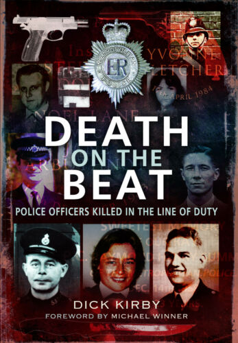 1 of 1 - Death on the Beat - SIGNED COPY