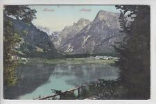 AK Grünau, Almtal, Almsee, 1907