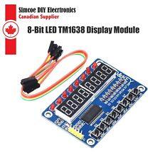 Tm1638 Module For Avr Arduino 8 Bit Digital Led Tube 8 Bit Display 562