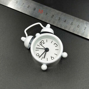 """1//6 Scale Alarm Clock Model without Battery Fit for 12/"""" Figure Scene Accessories"""
