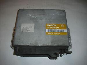 calculateur bosch une prise 0261200214 ( ref 3194 )