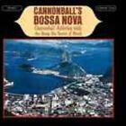 Cannonball's Bossa Nova by Cannonball Adderley & the Bossa Rio Sextet (CD, Jan-2000, Blue Note (Label))