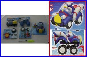 Gadget-Mickey-Auto-313-Paperink-Donald-Duck-car-Judey-Disney-Exclusive-Italie