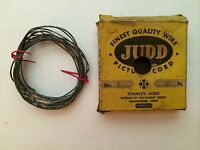 Vintage 1950s Stanley Judd Picture Cord with Original Box