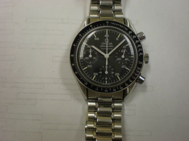 Men's Omega Watch Speedmaster 1140 Automatic, Swiss