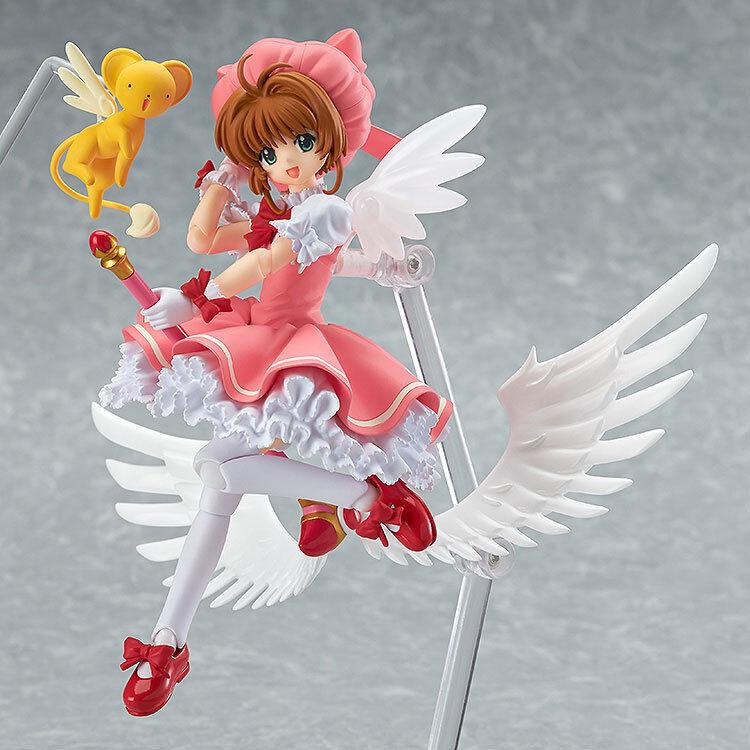 Cardcaptor Sakura - Sakura Kinomoto Figma Action Figure No. 244 (Max Factory)