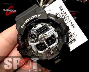 c87313401a0 Casio G-Shock Energetic Look Super illuminator Men s Watch GA-710-1A ...