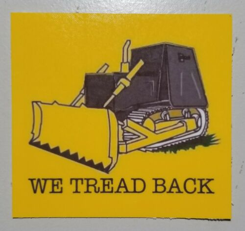 We tread back decal boogaloo libertarian ak47 ar15 1776 patriot acab anarchy