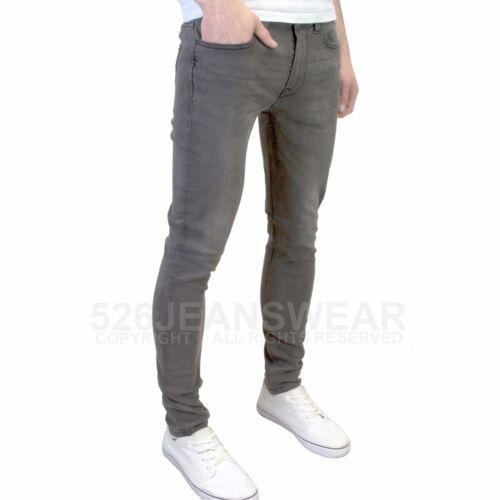 Avec De Neuf Hommes Skinny Étiquette Jeans Coupe Marque Sons Extensible Pour TxzwRaqEnA