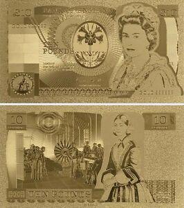Image Is Loading England P 379 10 Uk United Kingdom Pounds