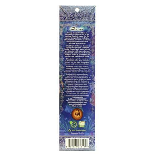 Lavender Incense Sticks Ganga Cinnamon and Jasmine