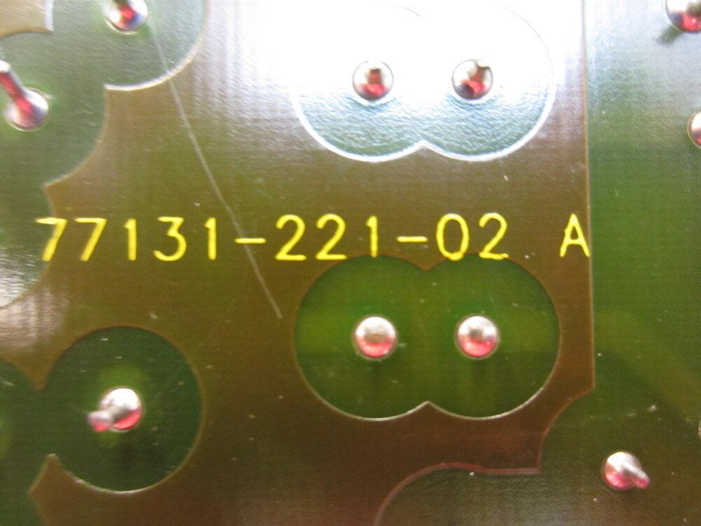 Allen Allen Allen Bradley A77131-373-52 placa de circuito A7713137352 77131-221-02A 72cbe6