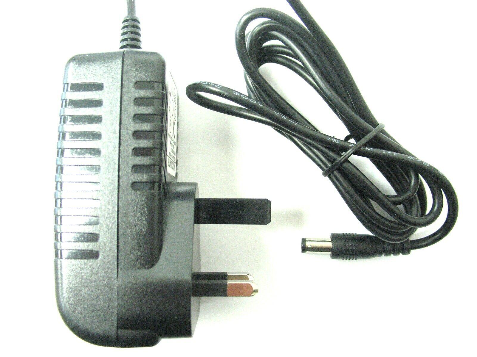 1 amp 17 volt AC-DC Mains Regulated Power Adaptor/Supply/Charger (17 watt)