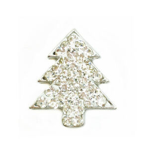 Rhinestone-Christmas-tree-Charm-Chunk-Snap-Button-for-Noosa-Bracelet-Necklace-9