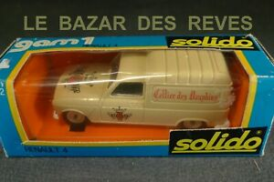 SOLIDO-FRANCE-RENAULT-4-034-CELLIERS-DES-DAUPHINS-034-Boite-REF-42