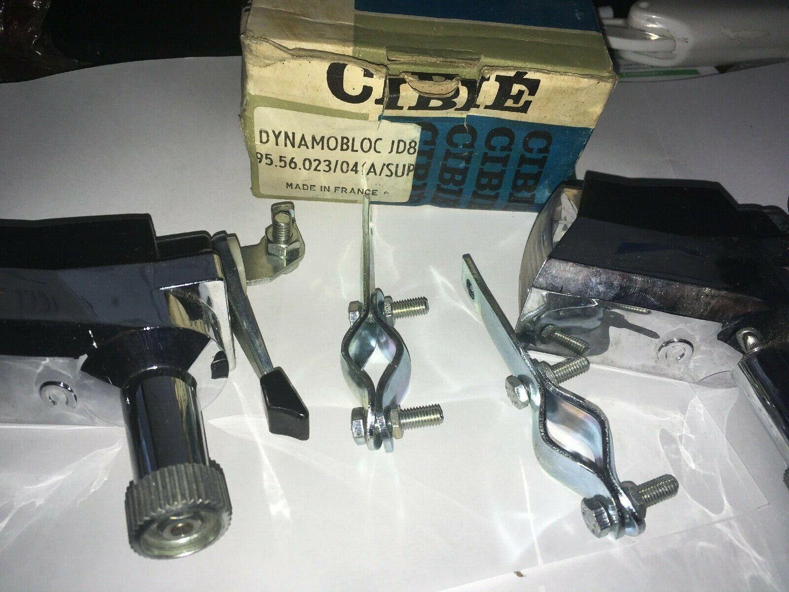 2 CIBIE  Vintage Bicycle Lamp  70% off
