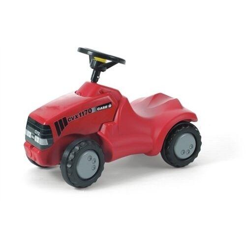 Rolly Toys Case CVX 1170 Rutscher Spielauto mit Ablage unter der Motorhaube rot