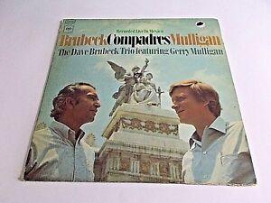 Dave-Brubeck-Gerry-Mulligan-Compadres-LP-1968-Columbia-Stereo-Vinyl-Record
