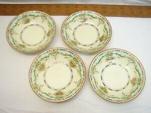 "4 Royal Doulton The Ormonde 5"" Dessert Berry Bowls Fine China Finger"