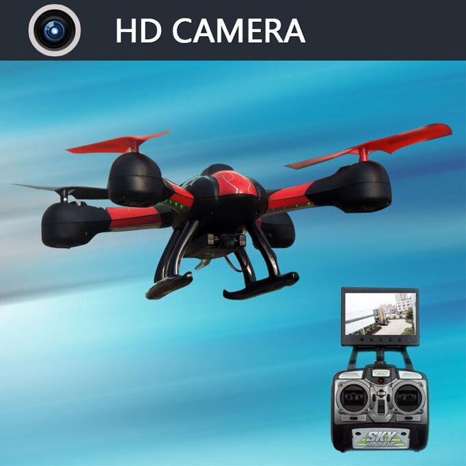 DRONE SKY HAWKEYE HD CAMERA WIFI MONITOR  29124