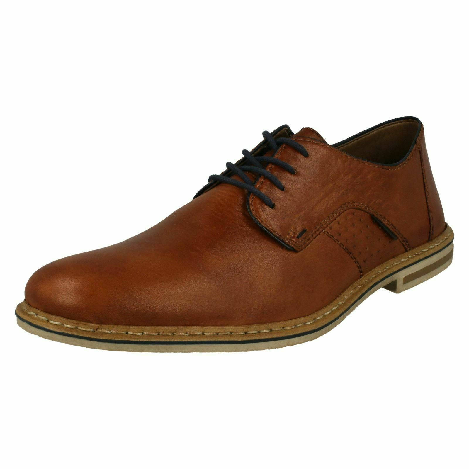 Homme LACE UP chaussures 14525 FORMAL Rieker opxozy3366