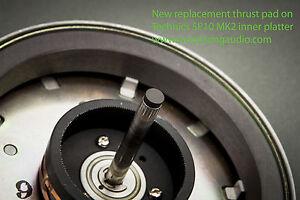 Technics SP10 MK2 Torlon Thrust Bearing Cap w/Silicone Nitride Grade 5 Ball