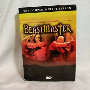 Beastmaster The Complete First Season 22 EPISODES DVD BOX SET DVDS