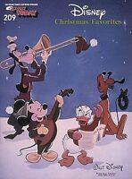 Disney Christmas Favorites Sheet Music E-z Play Today Book 000101570