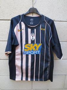 Détails sur VINTAGE Maillot JUVENTUS TURIN maglia NIKE away rose noir ancien S M shirt
