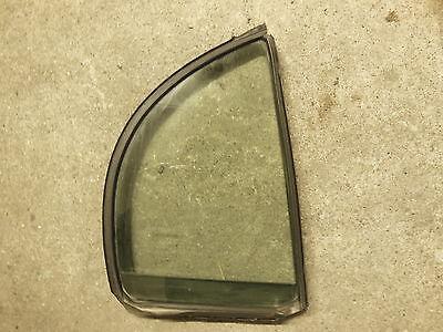 For 2006-2011 Honda Civic 4-DR Sedan Rear Window Glass Passenger//Right Side