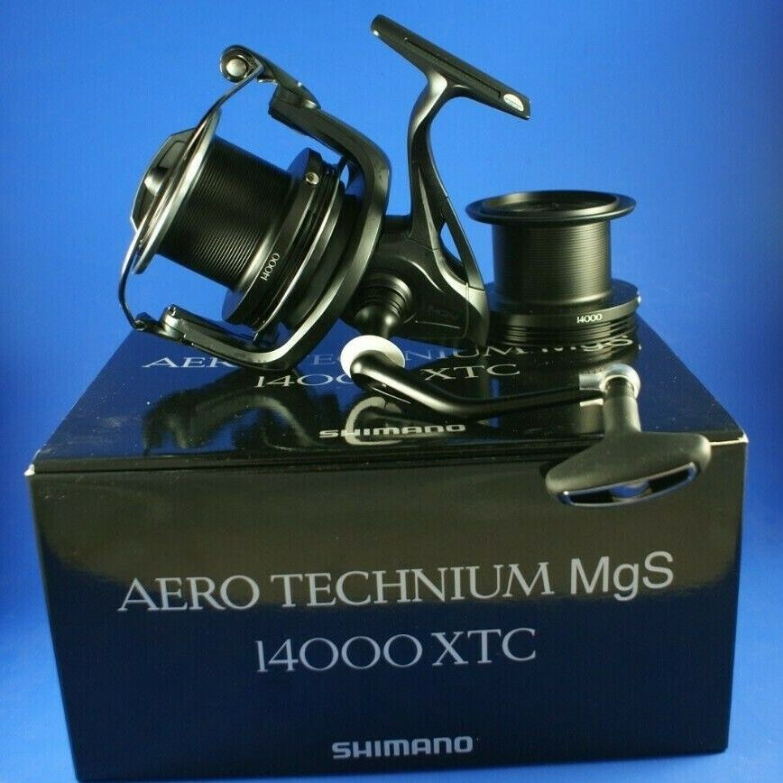 Shihommeo Aero Technium MGS 14000 XTC    ARTCMGS14000XTC    Fishing Reel