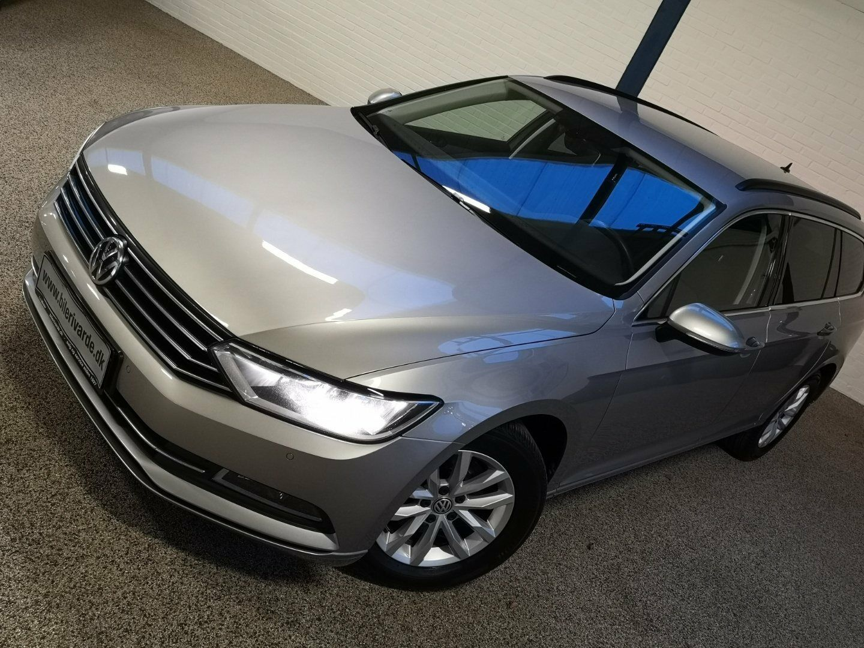 VW Passat 2,0 TDi 150 Comfortl. Vari. 5d - 247.750 kr.