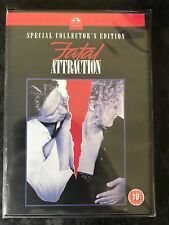 Fatal Attraction (2002) Michael Douglas, Glenn Close, Anne NEW SEALED UK R2 DVD