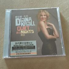 DIANA KRALL - Quiet Nights TAIWAN/CHINA press W/OBI