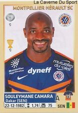 308 SOULEYMANE CAMARA # SENEGAL MONTPELLIER.HSC STICKER PANINI FOOT 2015