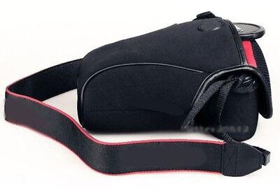 Soft Pouch Camera Case Bag Cover For CANON EOS 5D2 5D3 6D 7D 24-105 24-70 LENS