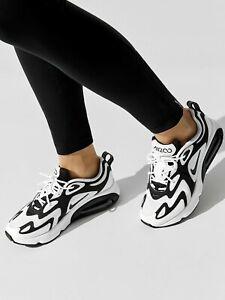 Nike-Air-Max-200-White-Black-Anthracite-Men-039-s-Shoes-NEW-Sz-11-5