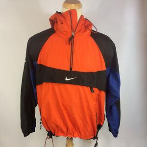 Ya que Enemistarse Arcaico  Rare Vintage 90s Grunge ACG Nike Color Block Windbreaker Coat ...