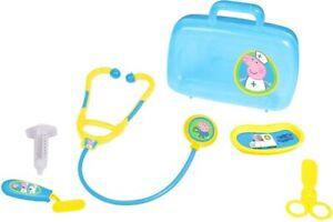 Peppa-Pig-Krankenschwester-Doktor-Tragetasche-Spielset-Mit-6-Teile-Kinder-Toy