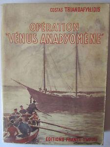 Marine-Costas-Triandafyllidis-Operation-Venus-Anadyomene-France-Empire-1957