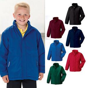 Jerzees-Schoolgear-Kids-Reversible-School-Jacket-R-875B-0-Showerproof-Coat