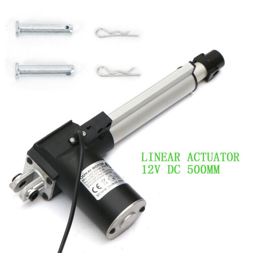 6000N Linear Actuator Antrieb Linearmotor 500mm 12V Auto Hubmotor Linearantrieb