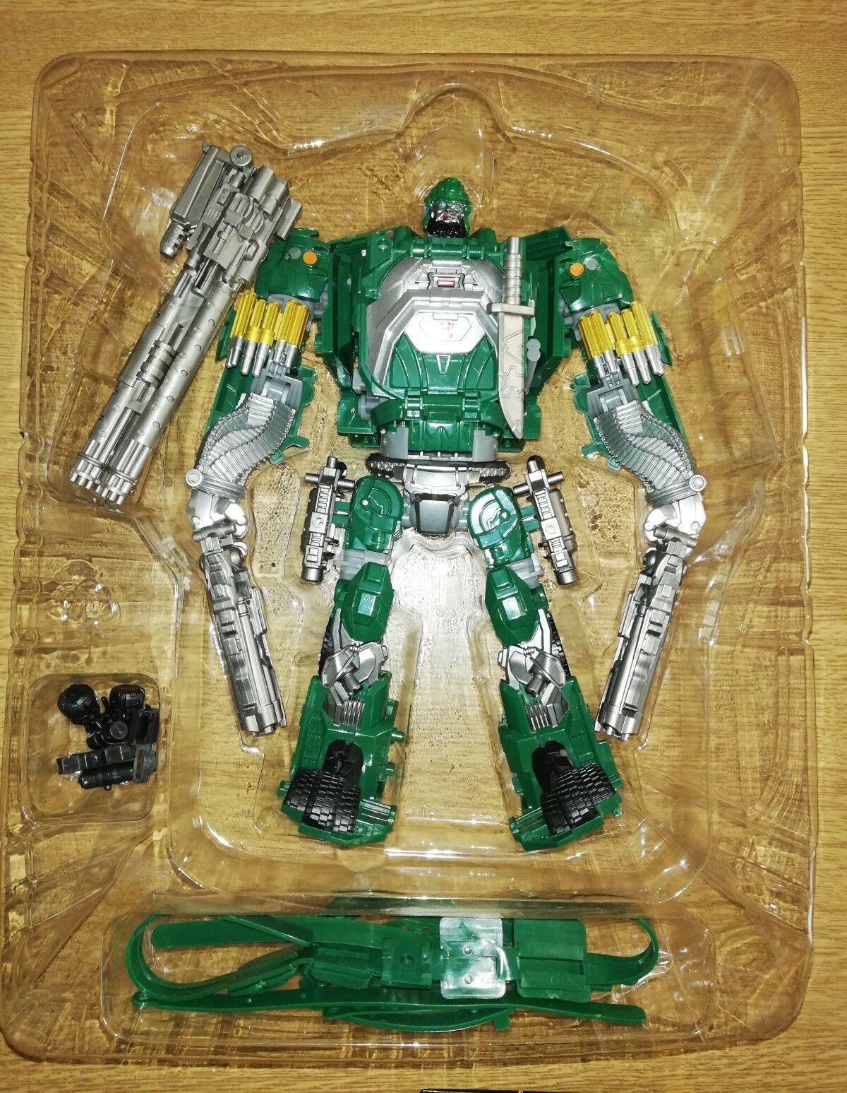 Transformers KBB Detective aka Oversize Movie Hound. Completo e mai trasformato