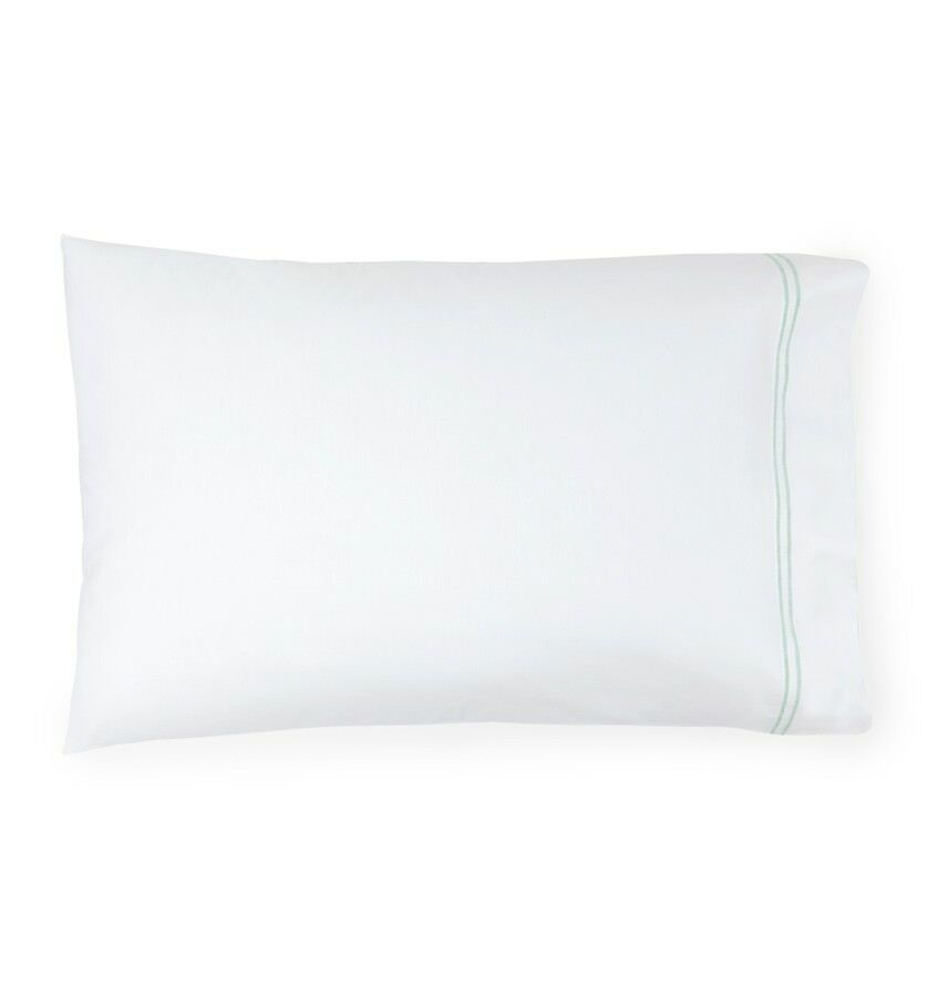 Sferra Grande Hotel Italian pure cotton pillowcases ( 2 pieces )