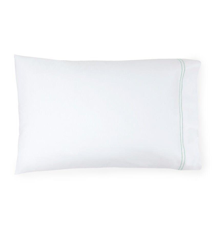 Sferra Grande Hotel Italian pure cotton pillowcases ( 2 pieces )