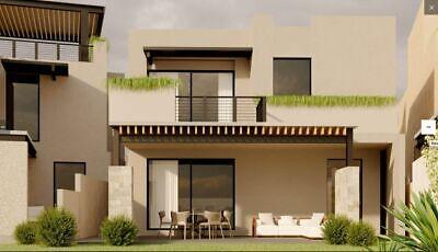 Casa con Roof garden y barra, estacionamiento para 3 autos, en residencial
